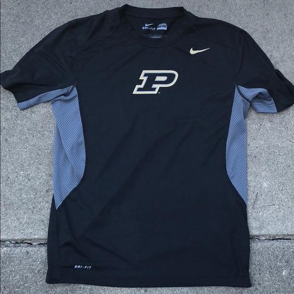4da3f832 Purdue Boilermakers Dri-Fit Shirt. M_5b105bec2ae12faac41f2986